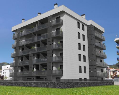 PROXIMA CONSTRUCCION de 28 Viviendas, Garajes y Trasteros en ANOETA